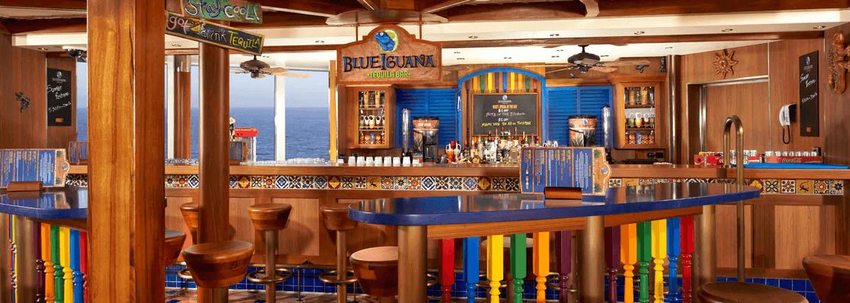 Blue Iguana Bar