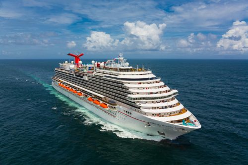 Join Us On Carnival's Horizon